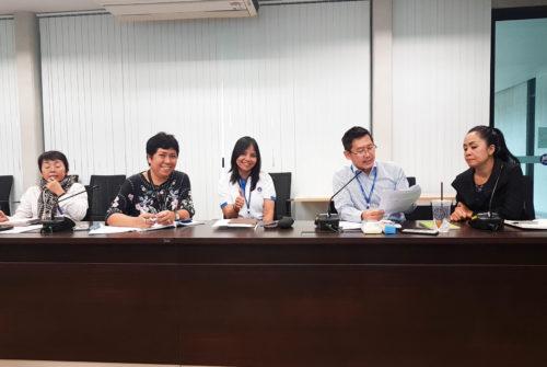 การบรรยายเนื้อหาให้ความรู้ เรื่อง การบริหารจัดการความต่อเนื่อง มหาวิทยาลัยมหิดล (MU BCM) หน่วยงานกองกิจการนักศึกษา # 7 ส.ค. 2561