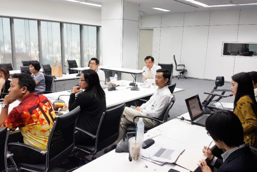 ประชุมหารือ BCM ด้านการวิจัย คณะแพทยศาสตร์ศิริราชพยาบาล ครั้งที่ 2 / 2561 # 31 ต.ค. 2561