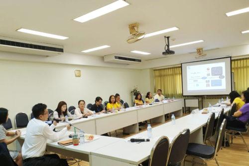 กิจกรรมการแลกเปลี่ยนความรู้ความเข้าใจด้านการบริหารความเสี่ยง วิทยาลัยศาสนศึกษา มหาวิทยาลัยมหิดล # 21 พ.ค. 2562