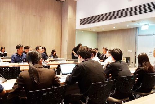ศูนย์บริหารจัดการความเสี่ยงเข้าร่วมประชุมเชิงปฏิบัติการเพื่อการดำเนินงานด้าน BCM (Business Continuity Management) ในเขตพื้นที่พญาไท มหาวิทยาลัยมหิดล # 4 มิ.ย. 62