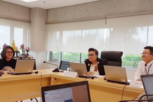 ศูนย์บริหารจัดการความเสี่ยงเข้าให้ข้อเสนอแนะการจัดทำแผน BCP คณะพยาบาลศาสตร์ มหาวิทยาลัยมหิดล #12 มิถุนายน 2562