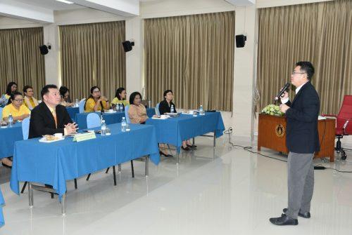 กิจกรรมการแลกเปลี่ยนความรู้ความเข้าใจด้านการบริหารความเสี่ยง สถาบันพัฒนาสุขภาพอาเซียน มหาวิทยาลัยมหิดล # 25 มิ.ย. 2562