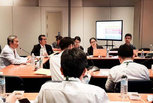 ประชุมคณะกรรมการบริหารความต่อเนื่องพื้นที่บางกอกน้อย ประจำปี 2562 #14 พ.ย. 2562