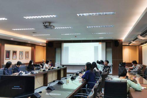 ประชุมเตรียมความพร้อมการซ้อมแผน BCP พื้นที่บางกอกน้อย ประจำปี 2562 # 20 พ.ย. 2562
