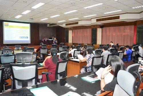 ศูนย์บริหารจัดการความเสี่ยงเข้าร่วมให้ความรู้ในเรื่องการบริหารความเสี่ยงกับทางคณะวิศวกรรมศาสตร์ มหาวิทยาลัยมหิดล #22 ม.ค. 2563