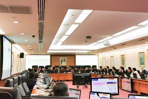 ประชุมคณะกรรมการบริหารความต่อเนื่อง (Business Continuity Management) มหาวิทยาลัยมหิดล ครั้งที่ 2/2563 # 2 มี.ค. 2563