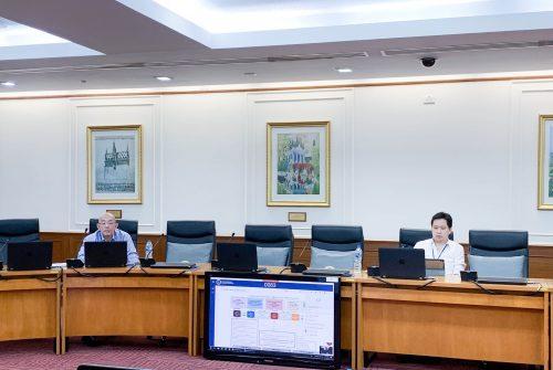 การประชุมคณะกรรมการบริหารจัดการความเสี่ยง มหาวิทยาลัยมหิดล ครั้งที่ 67 # 19 พ.ค. 2563