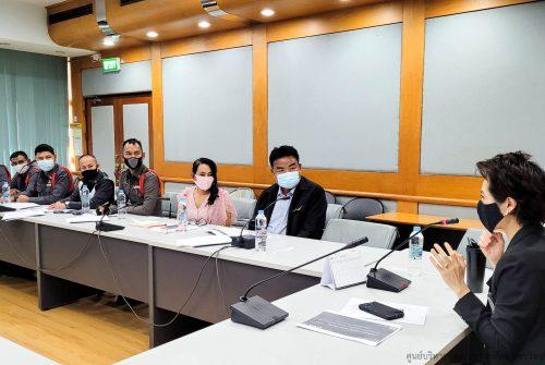 การประชุมซักซ้อมการเตรียมความพร้อมการรับส่งนักเรียน นักศึกษา บุคลากรมหาวิทยาลัยมหิดล ชาวไทยและชาวต่างชาติ เข้า Organizational Quarantine (OQ) มหาวิทยาลัยมหิดล # 25 ก.พ. 2564