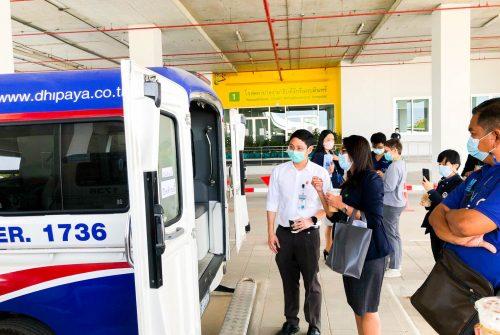 การประชุมซักซ้อมการเตรียมความพร้อมการรับส่งนักเรียน นักศึกษา บุคลากรมหาวิทยาลัยมหิดล ชาวไทยและชาวต่างชาติ เข้า Organizational Quarantine (OQ) มหาวิทยาลัยมหิดล ร่วมกับ สถาบันการแพทย์จักรีนฤบดินทร์ (CNMI) # 24 ก.พ. 2564