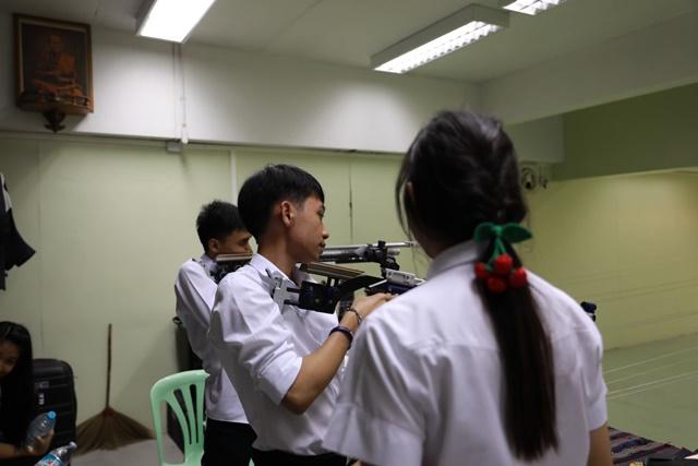ชมรมยิงปืน กองกิจการนักศึกษา มหิดล