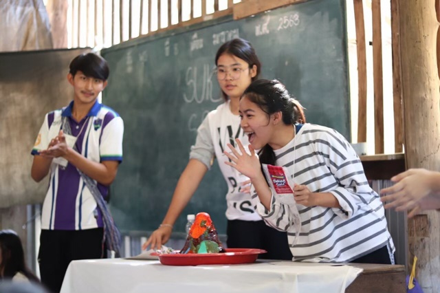 ชมรมศึกษาและพัฒนาชุมชน กองกิจการนักศึกษา มหิดล