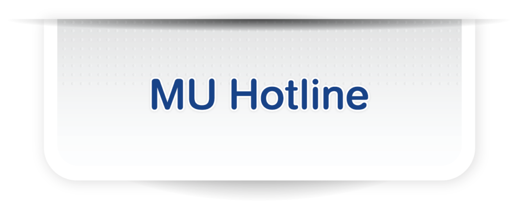 MU Hotline